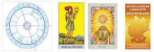 Astrologie, Tarot, Kartenlegen, Horoskope in Berlin, Deutschland. Telefon Beratung